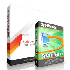 Bundle Scription & SystemPrep MEDIUM Business Edition