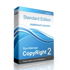 CopyRight2 Standard Edition<br>(Single Computer Licence)