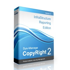 CopyRight2 InfraStructure Reporting<br>Edition